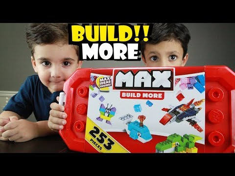 Zuru Max Build More Blocks From Walmart, Cheaper Version Of Lego