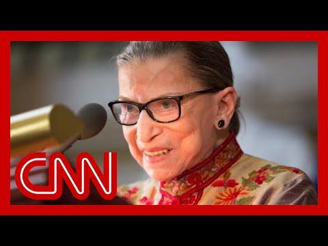 Ruth Bader Ginsburg: A look back at her life