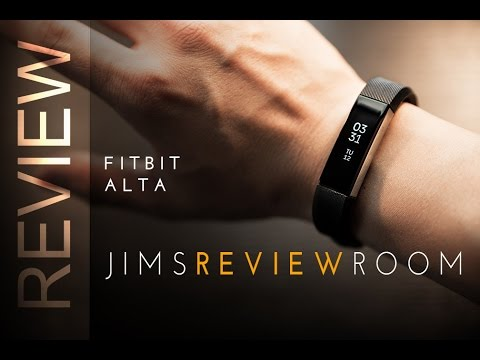 fitbit alta newest budget activity tracker review youtube