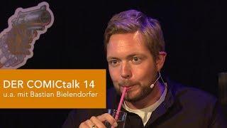Der COMICtalk14 mit Hella von Sinnen, Bastian Bielendorfer, Cristin Wendt - Intro