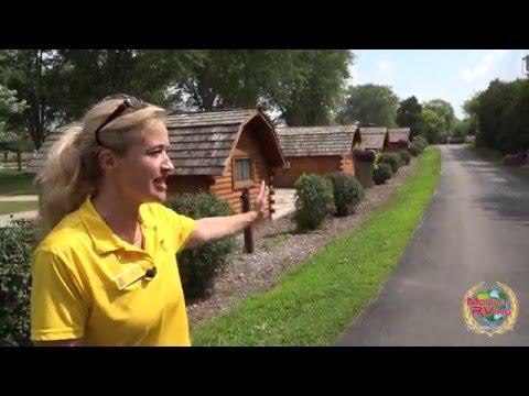 Chicago Northwest KOA Campground in Union IL