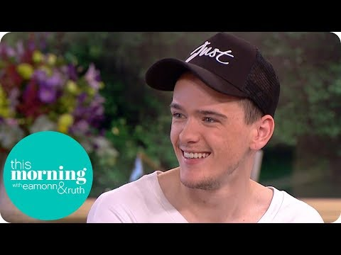 BGT Winner George Sampson Speaks Candidly About His Multiple Hair Transplants | This Morning