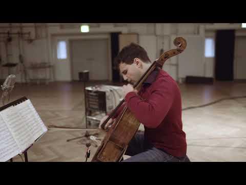 SHOSTAKOVICH // 'Cello Sonata in D Minor: II. Allegro' by Victor Julien-Laferrière & Jonas Vitaud