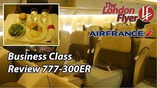 Air France Business Class | CDG-NRT | TRIP REPORT 777-300ER | londonflyer