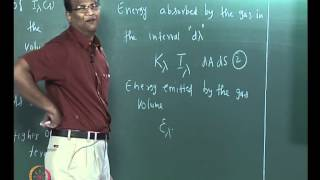 Mod-01 Lec-27 Radiation in participating media