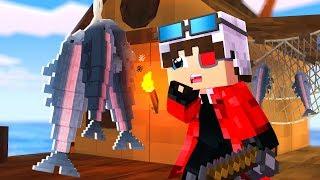 РУССКАЯ РЫБАЛКА В МАЙНКРАФТЕ! НОВЫЙ МИНИ РЕЖИМ(СИМУЛЯТОР)! Minecraft DMS
