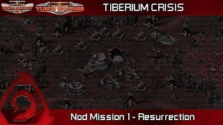 Tiberium Crisis mod for C&C Red Alert 2 Yuri's Revenge. This is a t...