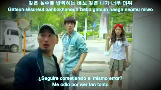Video [MV] High School Love on (OST Part.2) | What my heart wants to say [Sub Español+Rom+Hangul] download MP3, 3GP, MP4, WEBM, AVI, FLV April 2018