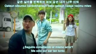Video [MV] High School Love on (OST Part.2) | What my heart wants to say [Sub Español+Rom+Hangul] download MP3, 3GP, MP4, WEBM, AVI, FLV Maret 2018