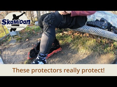 Best Skate Protectors & Protective Gear | Rollerblading | These protectors really protect | ISBK #02