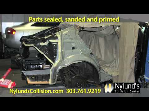 Truck & Bumper Repair Denver | Denver Auto Body Repair | Nylund's Collision Center