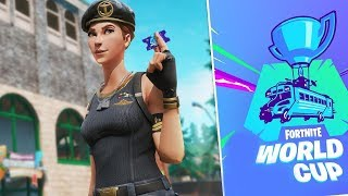 Atlantis Khuna is a bot🤔   How I qualified for the Fortnite world cup final