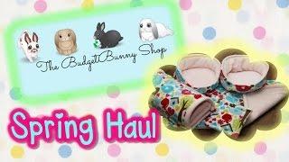 The Budget Bunny Shop Guinea Pig Spring Haul!
