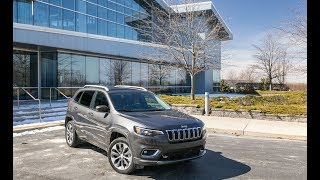 Jeep Cherokee 2019 Car Review