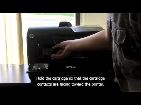 How To Install 950xl Compatible Ink Cartridges With Pri