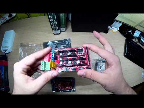 Professional 3D printer CNC Kit for