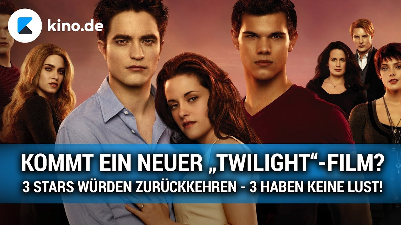 Twilight Neuer Film Geplant