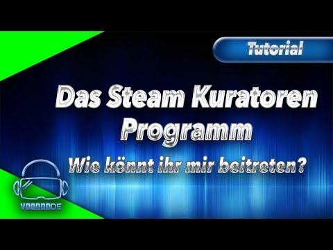 Das Steam Kuratoren Programm erklärt - Joined mich und habt Vorteile! [German][Tutorial][How-To]