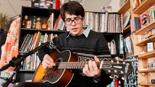Car Seat Headrest: NPR Music Tiny Desk Concert(February 8, 2016 by BOB BOILEN For a singer who's sought privacy in the parking lot of a Target so he could record vocals in the backseat of his car, Will Toledo ..., 2016-02-08T19:47:11.000Z)