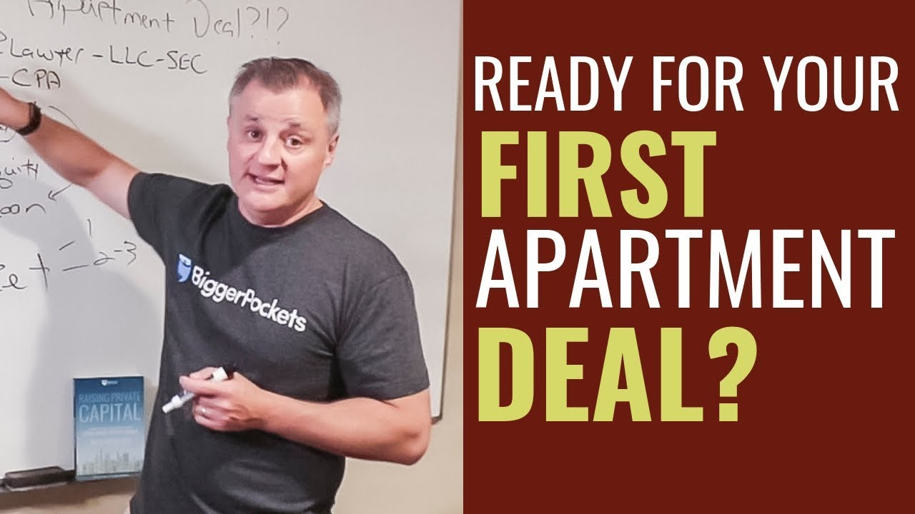 Are You Ready For Your First Apartment Investing Deal