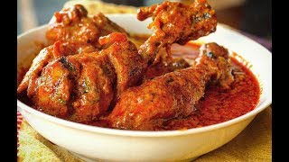 Dhaba Style Chicken Curry   Chicken Curry Recipe in Hindi   INDIAN DESI CHICKEN RECIPE