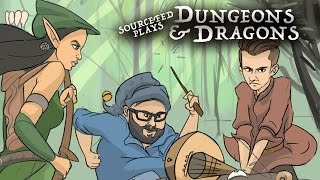 SourceFed D&D S2E3 - Bubastis the Cat Goddess