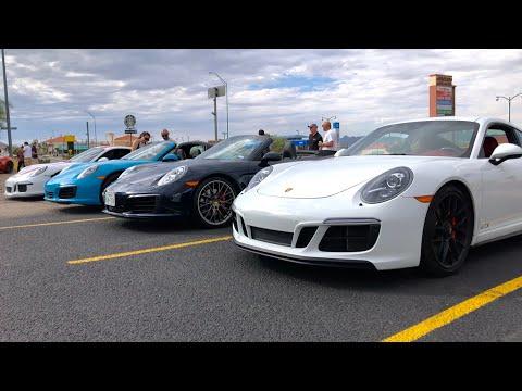 Insane Exotic Car Meet In El Paso, Texas | Spotted El Paso Car Meet July 28, 2019