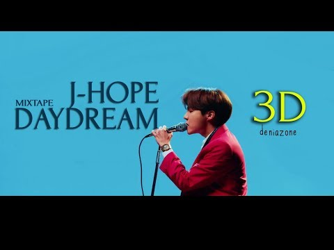 [3D+BASS BOOSTED] BTS J-HOPE MIXTAPE - DAYDREAM 백일몽 (Headphone Needed)