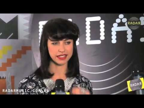 Did You Know Kimbra Writes All the Parts in Her Music?