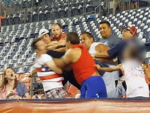 VIDEO: Parole manager on leave after brawl at Sports Authority Field
