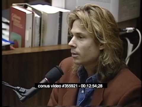 OJ Simpson Trial  March 23rd, 1995  Part 1