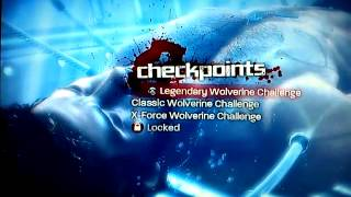Unknown Locked Item? In X-MEN Origins Wolverine.