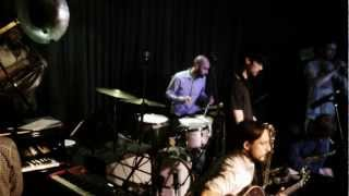 A.C.R.O.N.Y.M Orchestra Live at Jazzgroove