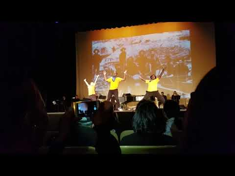 Dance performance in ca los Angeles  ebell theater(2)