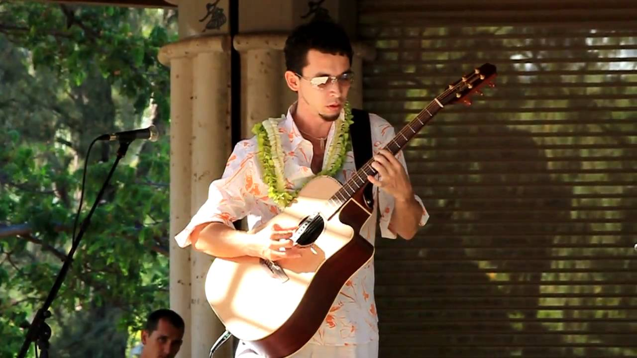 how to play slack key guitar
