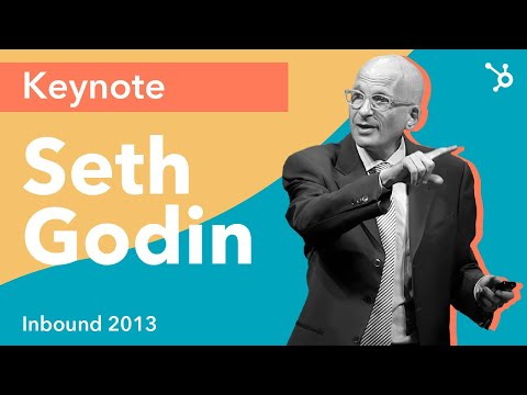 INBOUND 2013 - Seth Godin Keynote - YouTube
