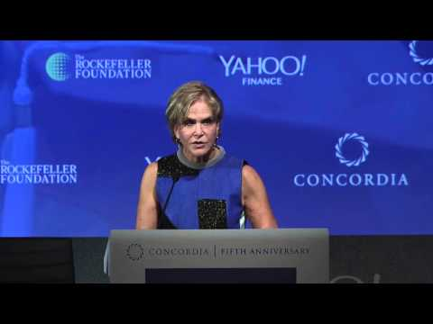 Introductory Remarks to Employing the Future by Dr. Judith Rodin