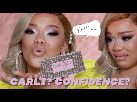 CARLI BYBEL X ABH REVIEW: YALL HEAR SUMN? + HOW I GAINED MY CONFIDENCE BACK thumbnail
