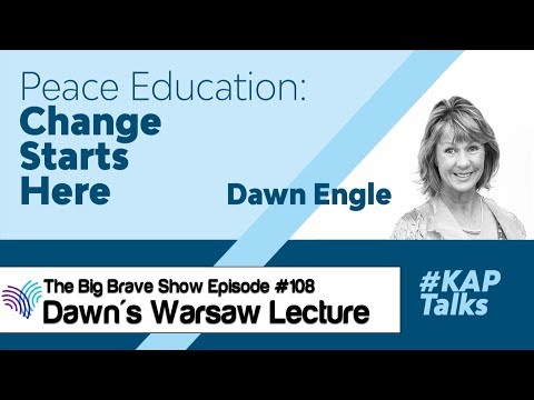 BBS 108- Dawn Engle's Warsaw Lecture
