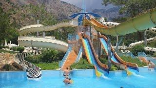 видео Хорошие отели Фетхие в Турции