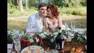 Потрясающая летняя веранда для свадьбы на турбазе Тихая гавань Тольятти Самара
