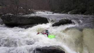 Cheoah River Kayaking - Robbinsville, NC - March 25, 2017
