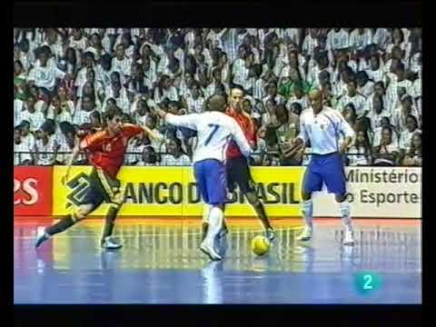 España vs Rusia (Mundial Futsal Fifa 2008)