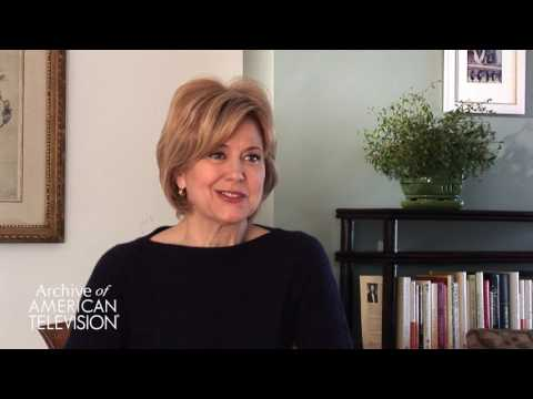Jane Pauley on the significance of her having been a working mother in the 1980s - EMMYTVLEGENDS.ORG