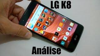 LG K8 - Analise Completa