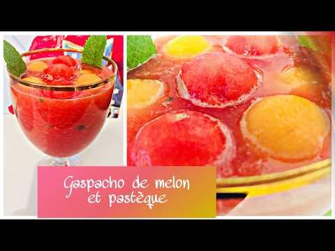 weight-watchers-recettes-gaspacho-de-melon-et-pastèque