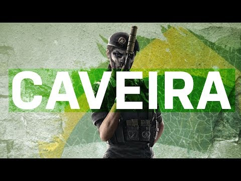 How to Play (Caveira) The Knifey One | Gregor