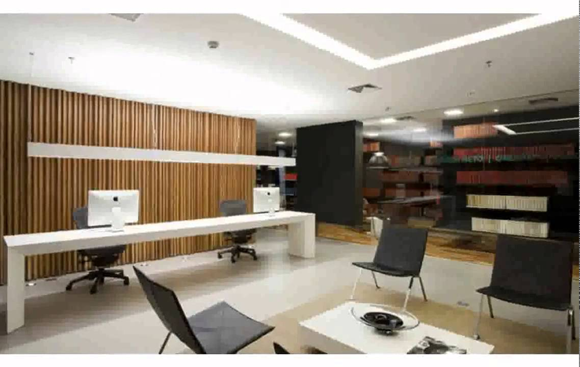 Genial Modern Office Interior Design   Best Interior Designer Gurgaon Delhi    YouTube