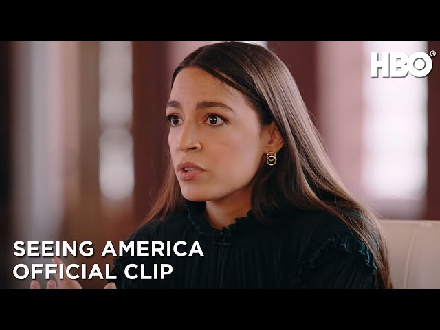Seeing America with Megan Rapinoe: Rep. Alexandria Ocasio-Cortez on The Election (Clip) | HBO