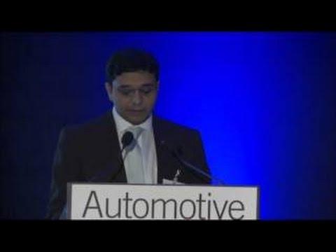 Automotive Logistics India 2015
